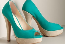Closet Essentials / Clothes or shoes I love, or would like to add to my closet... / by Elizabeth