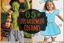 costume ideas & patterns