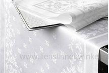 Tafellinnen De Witte Lietaer