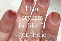 Life of a hairdresser