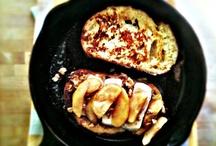 Brunch love  / breakfast foodie