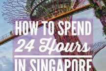 Singapore weekend / Stop over trip