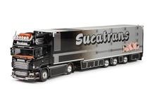 Schaalmodellen vrachtwagens