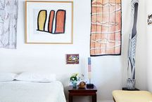Aboriginal Art in the Home