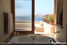A Tub With a View / by Oyster.com
