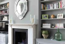 Fireplaces / What fireplace is best suited to your home? www.chestertons.com