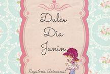Dulce Dia Junin / Regaleria Artesanal