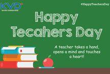 #TeachersDay
