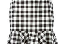 saias e blusas
