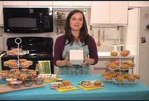 Cupcake/American Girl Birthday Party