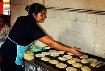Kitchen Connection Goes to: El Salvador