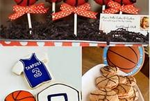 Basketball banquet / by Sarah Aungst