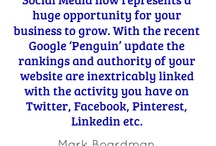Social Media Benefits / by Mark Boardman