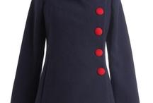 coat, cape / by Leda C