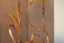objetos art nouveau