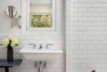 Casas de banho / Decor casa de banho