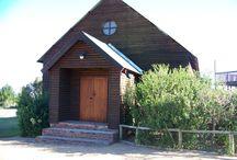 Ruitersbosch wedding chapel - Mossel bay