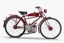 Rijwiel met hulpmotor