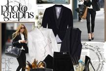 C O R P O / Corporate attire inspiration / by Kattia P.