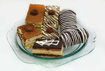 Desserts- Cakes- Cookies- Brownies- Pastries / Delicate, Decadent, Desirable...