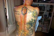 Tattoos - Mine, wants, ideas or just nice ones / Tattoos