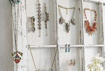 old jewellery ideas