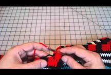 Wayuu bags/Tapestry crochet bags