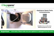 Tumble Dryer DIY Repair Videos / Save money by repairing your tumble dryer with our 'how to videos' from Buyspares.co.uk. / by BuySpares