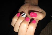Cute Nails / by Kelly Kalp