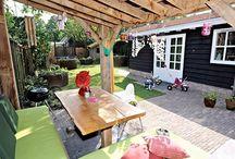 Hage / Ideer og tips til hagen
