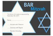 BAT MITZVAH/ BAR MITZVAH
