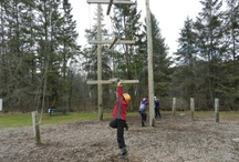 High ropes certification