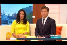 Good Morning Britain Clothes / A selection of clothes and styles from ITVs Good a Morning Britain