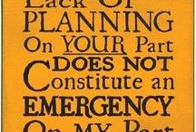 Favorite Sayings / by Robin Finklea