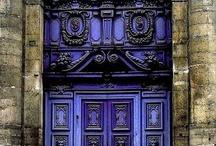 open the door's