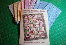 turning twenty quilts