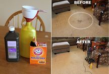 Cleaning tricks
