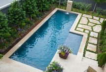 Pool / Backyard projects