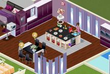 Suburbia Kitchen Style / Play Suburbia on Facebook and create your own dream kitchen!