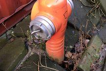 Brandblussers / Wist u dat de schuimblussers van 6 liter totaal geen schade achterlaat bij een blussing? En dat u de schuimblusser ook mag gebruiken op elektrische brandjes?