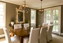 Dining Rooms / by Jill Stanski