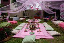 picnic confortável