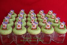LEMBRANCINHA PARA ANIVERSÁRIO / Lembrancinhas variadas para aniversário Peças confeccionadas em biscuit (porcelana fria)  http:s//www.elo7.com.br/ateliedoriartes/loja https//:dorianepedrosa.blogspot.com