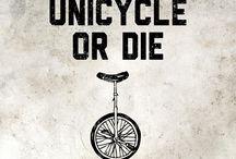 Unicycling ❤ / Paixão...