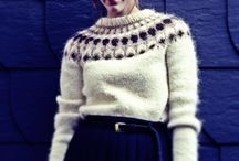 Sweater patchwork