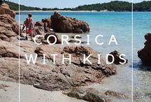 Korsika s detmi