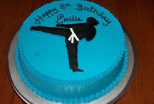 Cakes & biscuits for Martial Artists
