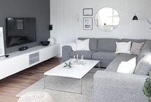 grå stue