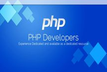 PHP Web Developers / Get best solution for PHP web development services with the hep of highly qualified experts.