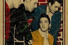Johnny Cash...Get Rhythm / THE MAN IN BLACK...